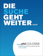 Programmheft phil.cologne 2015