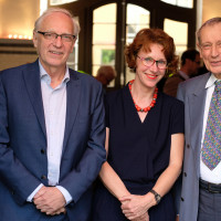 phil.cologne 2017: Claus Leggewie, Ulrike Guérot und Karl Lamers ©Ast/Juergens