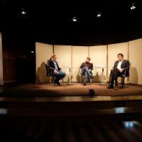 Andreas Cassee, Wolfram Eilenberger und Julian Nida-Rümelin ©Ast/Juergens
