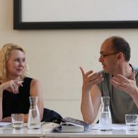 phil.cologne 2017: Sabine Dengel und Robert Misk ©Ast/Juergens