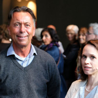 Norbert Bolz und Barbara Bleisch ©Ast/Juergens