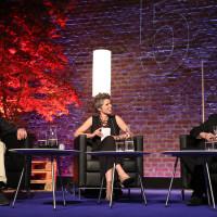 phil.cologne 2017: Bernhard Pörksen, Svenja Flaßpöhler und Michael Butter ©Ast/Juergens