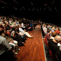 phil.cologne 2017: Das Publikum in der COMEDIA ©Ast/Juergens