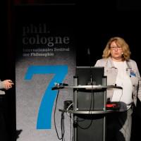 phil.cologne 2019: Anne Sprakel und Monika Wiesmann ©Ast/Juergens