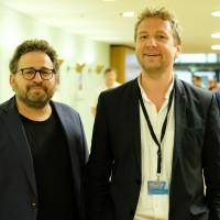 phil.cologne 2019: Wolfram Eilenberger und Tobias Bock ©Ast/Juergens