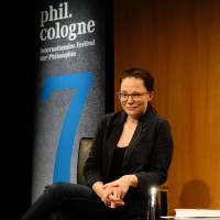 phil.cologne 2019: Thea Dorn ©Ast/Juergens