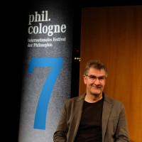 phil.cologne 2019: Jürgen Wiebicke ©Ast/Juergens