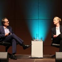 phil.cologne 2019: Gert Scobel und Elisabeth Wehling ©Ast/Juergens