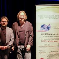 phil.cologne 2019: Wolfram Eilenberger und Stefan Lorenz Sorgner ©Ast/Juergens