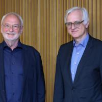 phil.cologne 2019: Matthias Greffrath und Michael Hampe ©Ast/Juergens