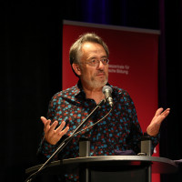phil.cologne 2021: 02.09.: Gert Scobel bei der Fachtagung der phil.cologne 2021. ©Ast/Juergens