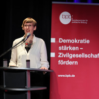 phil.cologne 2021: 02.09.: Eva von Redecker (Philosophin, Autorin, derzeit Marie-Skłodowska-Curie-Fellow) ©Ast/Juergens