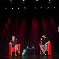 phil.cologne 2021: 08.09.: Svenja Flaßpöhler und Aladin El-Mafaalani  ©Ast/Juergens