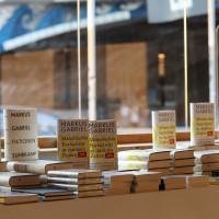 philcologne 2020: Büchertisch der Buchhandlung Klaus Bittner ©Ast/Juergens