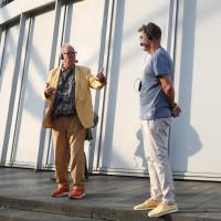 philcologne 2020: Martin Stankowski und Jürgen Wiebicke ©Ast/Juergens