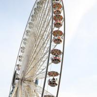 philcologne 2020: Riesenrad am Schokoladenmuseum