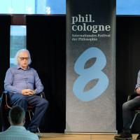 philcologne 2020: Klaus Vieweg und Michael Hesse ©Ast/Juergens