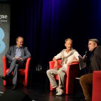 philcologne 2020: v.l.n.r.: Wolfgang Ullrich, Valentin Groebner und Stefan Koldehoff ©Ast/Juergens