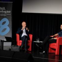 philcologne 2020: Matthias Horx und Yves Bossart ©Ast/Juergens