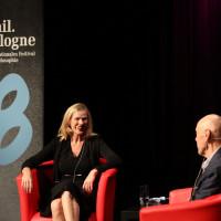 philcologne 2020: Susanne Fritz und Paul Kohtes ©Ast/Juergens